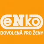Nezveda Petr, Mgr. - Cestovní kancelář ENKO (centrála Praha 10 - Petrovice) – logo společnosti