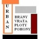 Urban Zbyněk - Garážová vrata, brány, ploty a pohony – logo společnosti