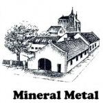 RNDr. Jaroslav Kubík, CSc. - Mineral Metal – logo společnosti