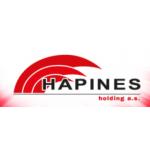 HAPINES holding a.s. – logo společnosti