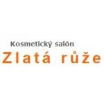 Kosmetický salón ZLATÁ RŮŽE – logo společnosti