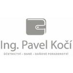 Ing. Pavel Kočí - daňový poradce č. 546 – logo společnosti