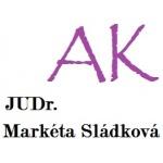 Sládková Markéta, JUDr. – logo společnosti