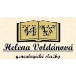 Voldánová Helena - administrativní a genealogické služby – logo společnosti