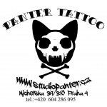 János Fülöp- PANTER STUDIO – logo společnosti