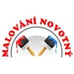 NOVOTNÝ JAROSLAV - Malování – logo společnosti