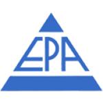 EPA a.s. - Elektrotechnické průmyslové aplikace CZ/ENG/DEU – logo společnosti