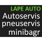 Stříbrný Vladimír - LAPE AUTO – logo společnosti