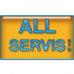 ALL SERVIS, s.r.o. - klimatizace, vzduchotechnika a tepelná čerpadla – logo společnosti