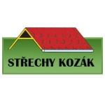 Kozák Petr - STŘECHY – logo společnosti