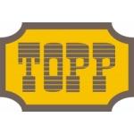 TOPP-PLUS,s.r.o. – logo společnosti
