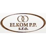 ELKOM P.P. s.r.o. – logo společnosti