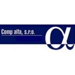 Comp alfa, s.r.o. – logo společnosti
