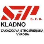 SIP Kladno, spol.s.r.o.- Obrábění kovů – logo společnosti
