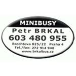 Brkal Petr - Minibusy – logo společnosti