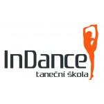 Pop Balet, z.s.- Taneční škola InDance – logo společnosti