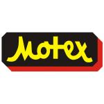 MOTEX, výrobní družstvo Praha – logo společnosti