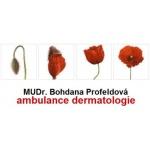 MUDr. Bohdana PROFELDOVÁ - Dermatolog Praha – logo společnosti