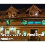 Restaurace a Penzion Pod Vinořským zámkem - Praha 9, Vinoř – logo společnosti