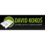 David Kokoš - prodej, servis a opravy palet (pobočka Velvary) – logo společnosti