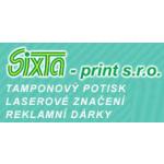 SIXTA - print s.r.o. – logo společnosti