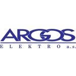 ARGOS ELEKTRO, a. s. (pobočka Praha 4) – logo společnosti