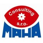 MAHA Consulting, s.r.o. – logo společnosti