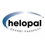 Helopal Praha, spol. s r.o.- Helopal parapety – logo společnosti