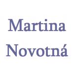 Martina Novotná – logo společnosti