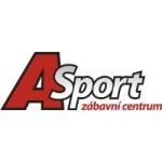A-SPORT Zábavní centrum – logo společnosti