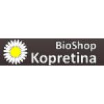 BIOSHOP KOPRETINA - obchod se zdravou výživou na Kladně – logo společnosti