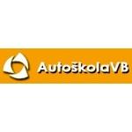 AUTOŠKOLA VB – logo společnosti