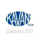 KAVAN spol. s r.o.- bezpečnostní mříže a dveře – logo společnosti