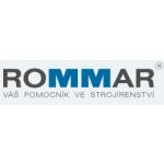 ROMMAR s.r.o. – logo společnosti