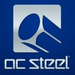 AC Steel a.s. – logo společnosti