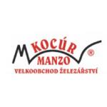 KOCÚR - MANZO s.r.o. - ŽEBŘÍKY – logo společnosti