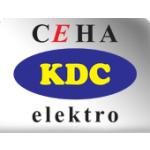 CEHA KDC elektro k.s. - elektroinstalační materiál – logo společnosti