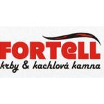 Krby & kamna FORTELL s.r.o. – logo společnosti
