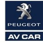 AV CAR Peugeot - Auto Veleslavín Car, s.r.o. – logo společnosti
