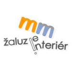 MM ŽALUZIE Interiér - Žaluzie, rolety, markýzy a stínící technika – logo společnosti