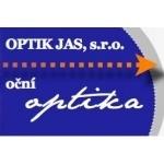 Optik JAS, s.r.o. (pobočka Újezd nad Lesy, Praha 9) – logo společnosti