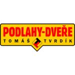 Tvrdík Tomáš - podlahy, dveře – logo společnosti