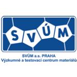 SVÚM a.s. - Výzkum a testování materiálů – logo společnosti