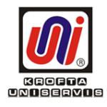 Krofta Uniservis spol. s r.o. – logo společnosti