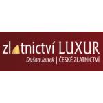 Dušan Junek – zlatnictví LUXUR – logo společnosti