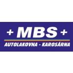 Autolakovna, karosárna a autoservis - +MBS+ AUTOSLUŽBA MĚLNÍK s.r.o. – logo společnosti