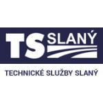 Technické služby Slaný s.r.o. – logo společnosti