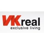 VK Real s.r.o. - exklusive living – logo společnosti