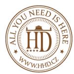Hejtmanský dvůr spol. s r.o. – logo společnosti
