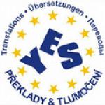 YES - překlady a tlumočení, s.r.o. – logo společnosti